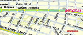 Locate Sanimi�s Office in the map